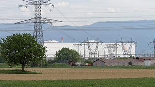 La centrale nucléaire de Fessenheim (Haut-Rhin), le 9 mai 2016. (MAXPPP)