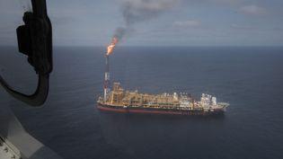 Production de pétrole en Angola. (RODGER BOSCH / AFP)