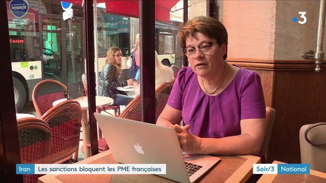 Iran : les sanctions des Etats-Unis pénalisent les entreprises de France