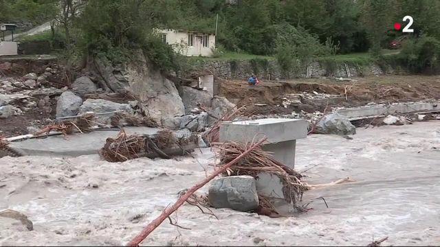 Alpes-Maritimes : le réchauffement climatique mis en cause