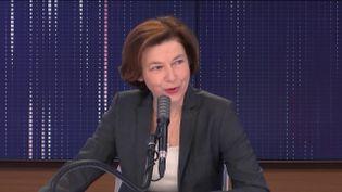Florence Parly,ministre des Armées. (FRANCEINFO / RADIOFRANCE)