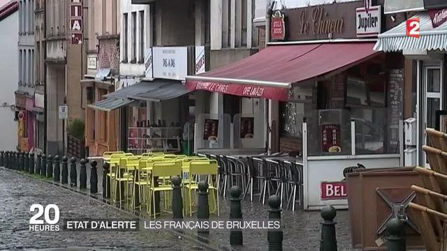 Belgique : Bruxelles, une ville toujours à l'arrêt