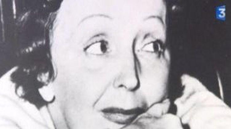 L' exposition d'une Edith Piaf sans fard, à Montlouis en Indre-et-Loire  (Culturebox)