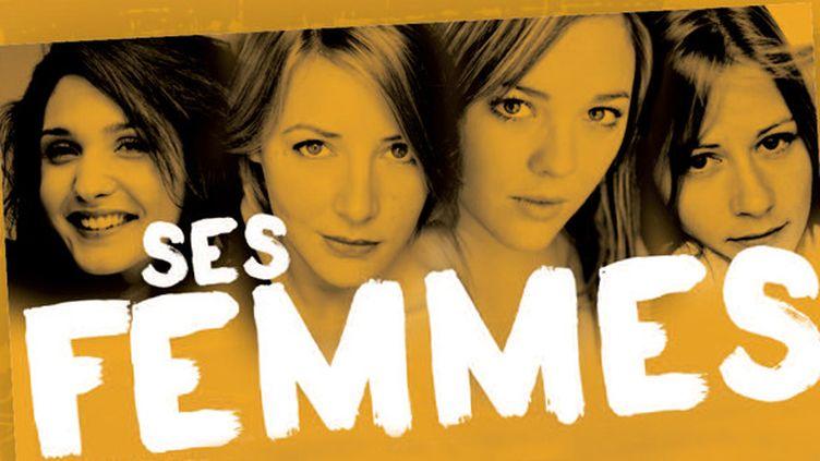 """L'affiche de """"Ses femmes"""", spectacle présenté au Off d'Avignon  (DR)"""