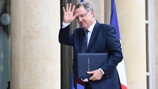 (CHRISTOPHE ARCHAMBAULT / AFP)