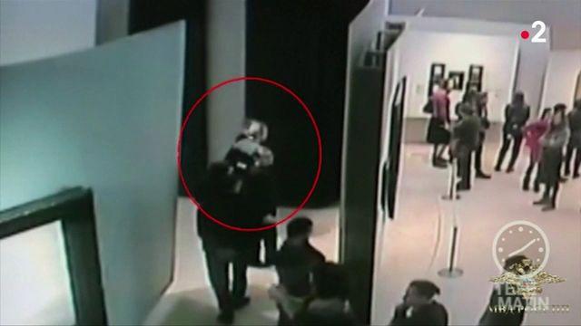 Russie : un homme arrêté après un vol audacieux dans un illustre musée