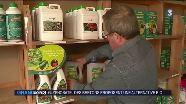 Une alternative du glyphosate refusée