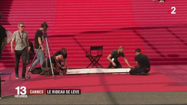 Cannes : le rideau se lève