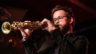 Emile Parisien à Jazz sur son 31  (PHOTOPQR/LA DEPECHE DU MIDI)