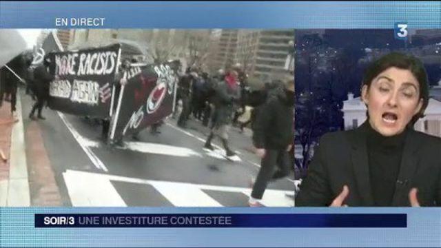 Trump : une investiture contestée