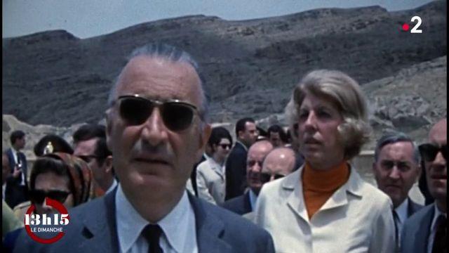 VIDEO. Mai-68 : De retour d'Afghanistan, le Premier ministre Georges Pompidou joue la carte de l'apaisement