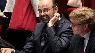 Edouard Philippe lors de son discours de politique générale à l'Assemblée nationale, le 12 juin 2019 à Paris. (ALAIN JOCARD / AFP)