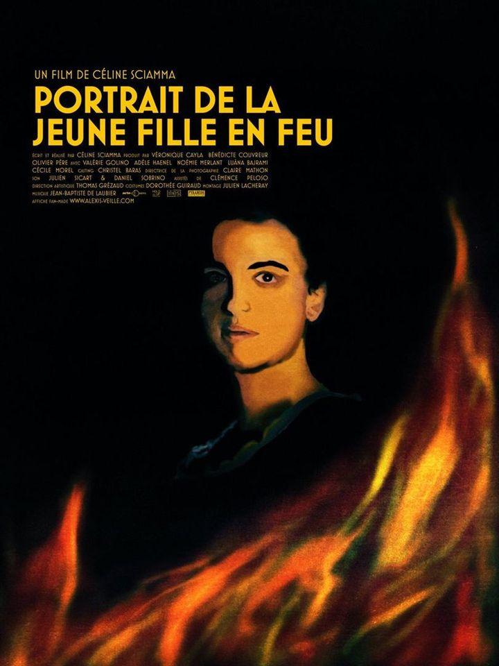 """Portrait de la jeune fille en feu"" de Céline Sciamma (2019) (PYRAMIDE DISTRIBUTION / ALLOCINE)"