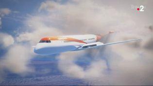 Transports du futur : la France veut un Airbus à hydrogène d'ici 2035  (France 2)