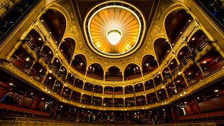 Le théâtre du Châtelet (9 décembre 2019) (GERMAIN HAZARD / DPPI MEDIA / AFP)