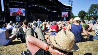 Les Vieilles Charrues, l'un des grands rendez-vous culturels de l'été.  (SIPA/G.Souvant)