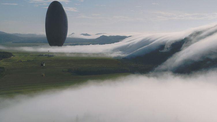 """""""Premier contatc"""" de Denis Villeneuve  (Sony Pictures Releasing France)"""
