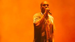 Kanye West au Meadows Music and Arts Festival, New York, octobre 2016  (Timpone/BFA/Shutterstoc/SIPA)