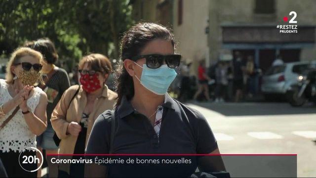 Coronavirus : l'épidémie s'essouffle en France