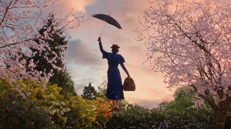 """Le retour de Mary Poppins"" de Rob Marshall  (The Walt Disney Company France )"