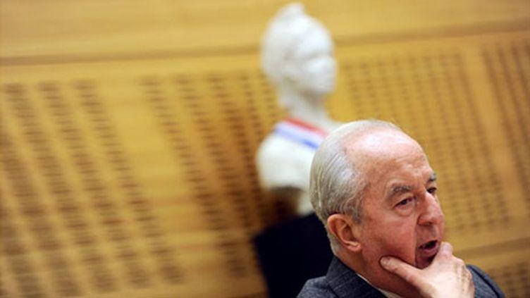 Edouard Balladur (5 mai 2010) (AFP/Miguel Medina)