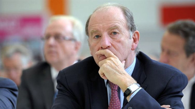 Jacques Lambert, désormais ancien directeur générale de la FFF
