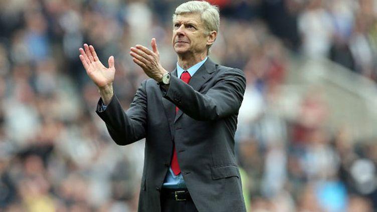 Le manager d'Arsenal, Arsène Wenger