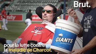 """VIDEO. Qui est Pete Frates, celui qui a popularisé le """"Ice Bucket Challenge"""" ? (BRUT)"""