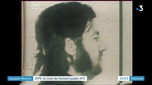 Jacques Mesrine : l'ennemi public n°1 est mort il y a quarante ans