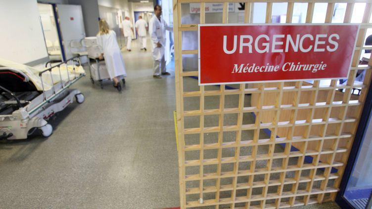"""""""75% des passages aux urgences se font pendant les horaires d'ouverture des cabinets"""", précise Agnès Giannotti, du syndicat de médecins généralistes MG France. (MEHDI FEDOUACH / AFP)"""