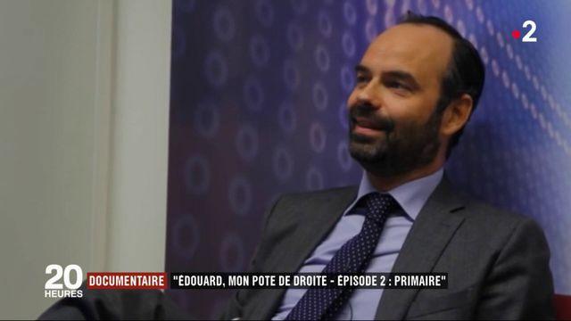 """""""Édouard, mon pote de droite"""" : le documentaire sur Édouard Philippe"""