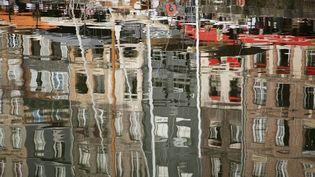 Le reflet du port de Honfleur  (NICK SERVIAN / ROBERT HARDING PREMIUM / ROBERT HARDING)