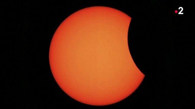 Eclipse : quand le soleil a rendez-vous avec la lune