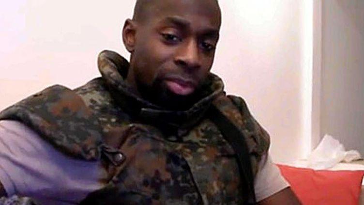 (Amédy Coulibaly, le tueur de Montrouge et de la porte de Vincennes a été enterré dans le Val-de-Marne © MaxPPP)