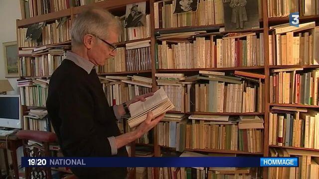 François Mitterrand, un passionné de littérature