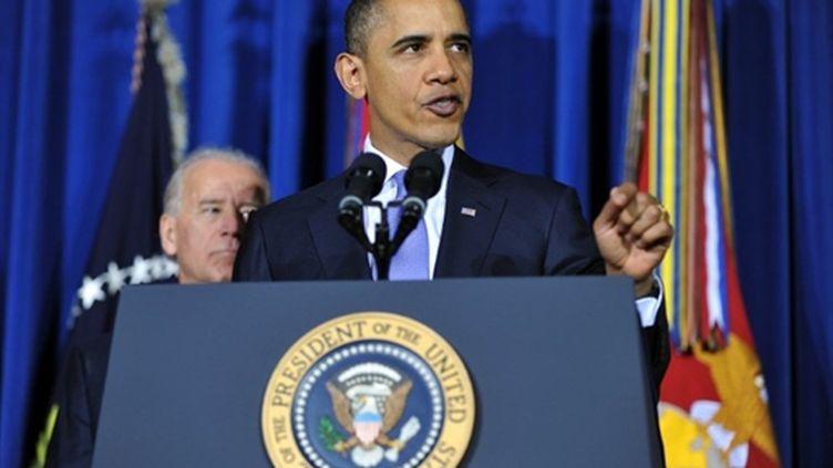 Le président Barack Obama, le 22 décembre 2010. (AFP - Jewel Samad)