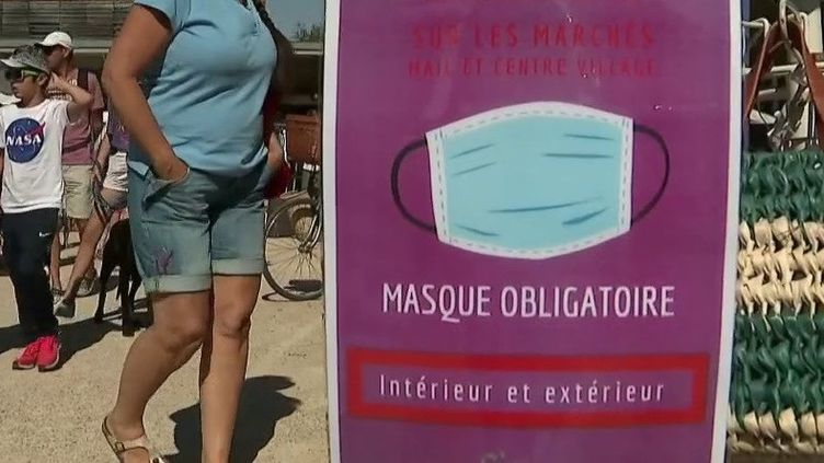 Capture d'écran reportage (France 2)