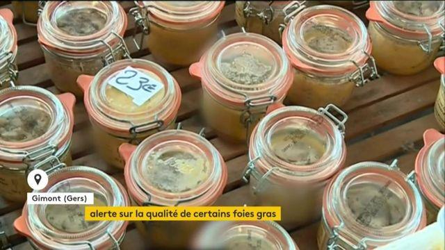 Du foie gras gonflé à l'eau