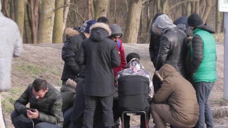 Municipales : la question de l'accueil des migrants dans la ville de Grande-Synthe (FRANCE 3)