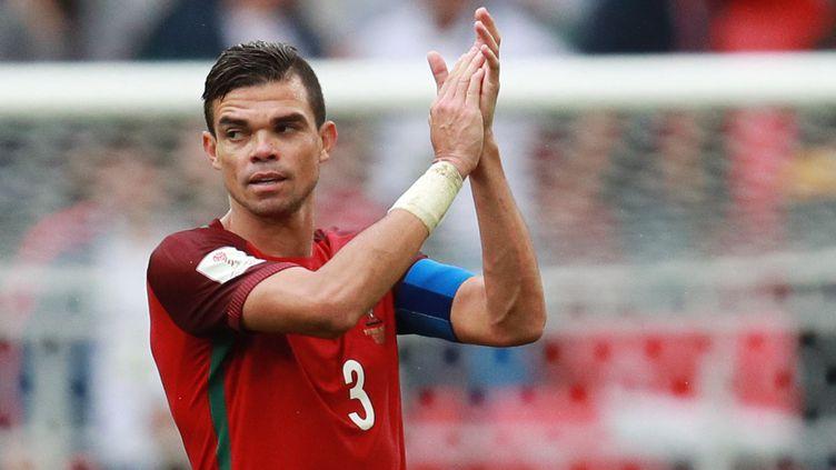 Le Portugais Pepe (ANTON DENISOV / SPUTNIK)