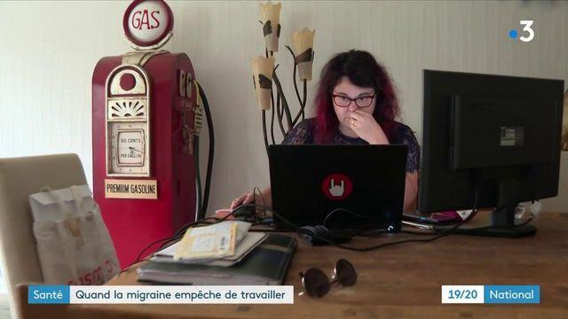 Santé : la migraine, une pathologie méconnue dans le monde professionnel