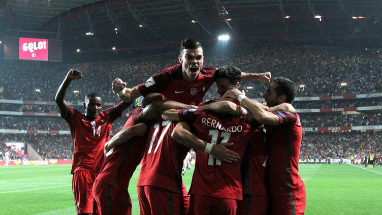 Le Portugal s'est qualifié directement pour la Coupe du monde 2018. (PEDRO FIUZA / NURPHOTO)