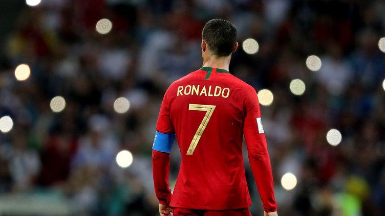 Cristiano Ronaldo (MADDIE MEYER / GETTY IMAGES NORTH AMERICA)