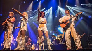 ABBA au Brésil (BRUNA GRASSI / BRAZIL PHOTO PRESS)