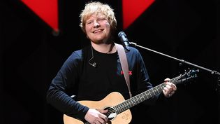 Ed Sheeran, décembre 2017  (ANGELA WEISS / AFP)