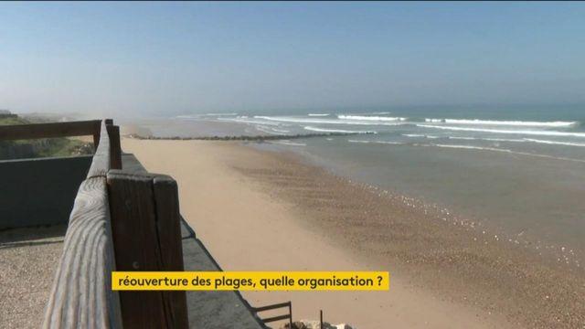 Coronavirus : comment rouvrir les plages en toute sécurité ?