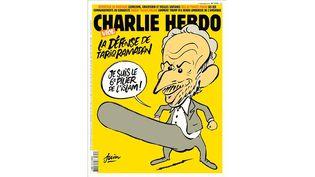 "L'édition de ""Charlie Hebdo"" du 1er novembre 2017. (DR)"