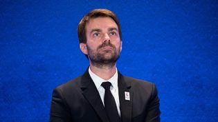 Le premier adjoint à la maire de Paris, Bruno Julliard le 20 septembre 2017. (MAXPPP)