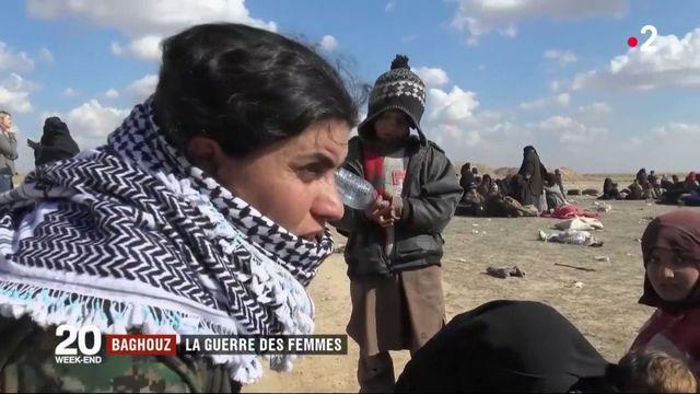Baghouz : la guerre des femmes