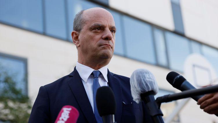Jean-Michel Blanquer est le nouveau ministre de l'Education nationale, de la Jeunesse, et des Sports. (THOMAS SAMSON / AFP)